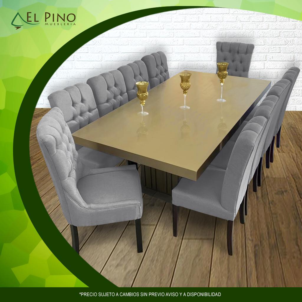 Comedor Madrid de 10 sillas